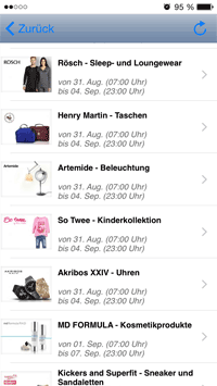 app shoppingclub screen-3